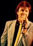 Paul Young @ Rock City (Photo by Allan McKay)
