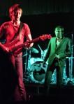 John Mayo & Lee Brilleaux (Photo by Allan McKay)