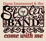 Dana Immanuel & the Stolen Band - 'Come With Me' - cover (300dpi)