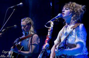 11) Hannah and Abbe